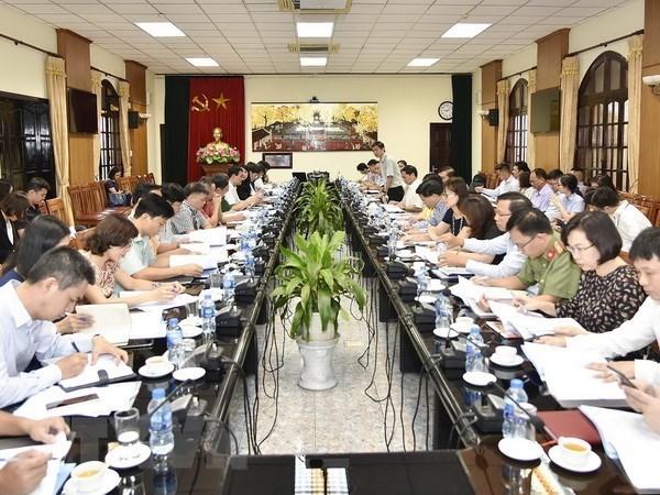 FEM sobre ASEAN se propone aprovechar oportunidades de cuarta revolucion industrial hinh anh 1