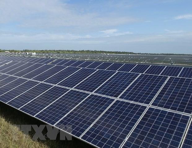 Trina Solar lanza sistema de energia para hogares en Malasia hinh anh 1