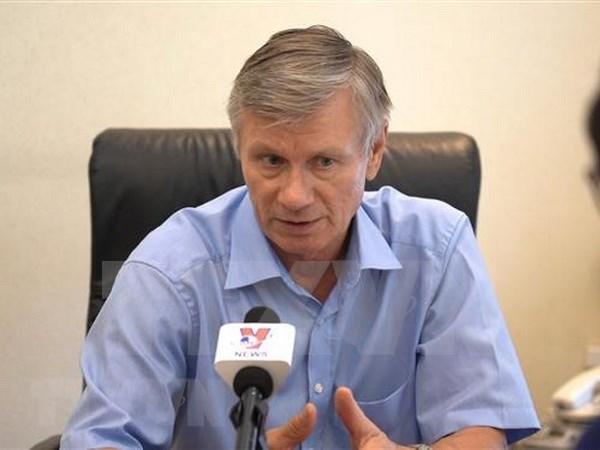Relaciones de cooperacion entre Rusia y Vietnam entran en nueva fase hinh anh 1