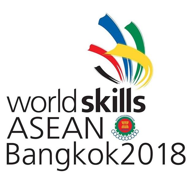Vietnam obtiene siete preseas doradas en Competencia de Habilidades de ASEAN hinh anh 1