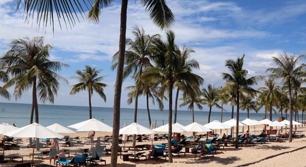 Presentan destinos turisticos de Vietnam en exposicion de viajes hinh anh 1