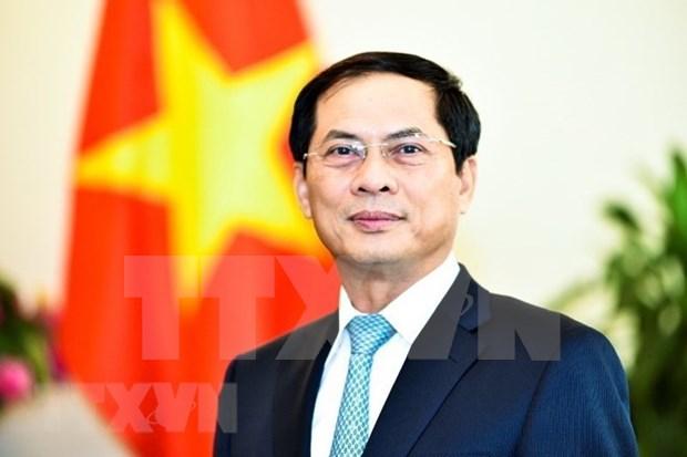 Foro Economico sobre ASEAN, prioridad de diplomacia de Vietnam en 2018 hinh anh 1