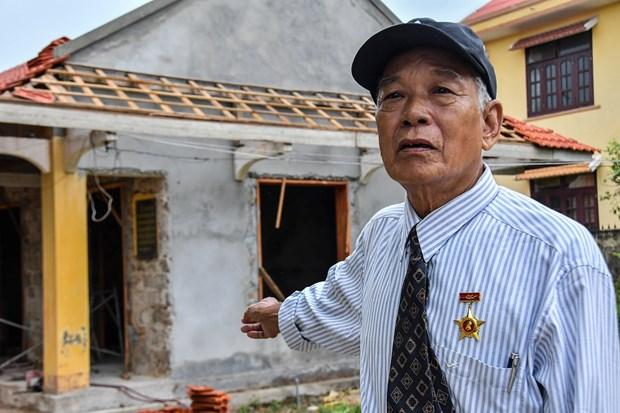 Fidel en el centro de Vietnam, en los corazones de los vietnamitas hinh anh 4