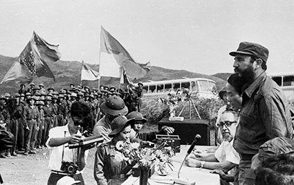 Fidel en el centro de Vietnam, en los corazones de los vietnamitas hinh anh 7