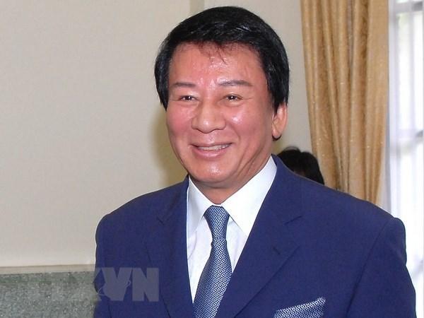 Prolongan mision del embajador especial Vietnam-Japon en Hanoi hinh anh 1