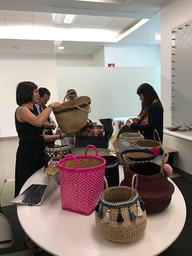 Empresas vietnamitas estudian mercado de Mexico hinh anh 2