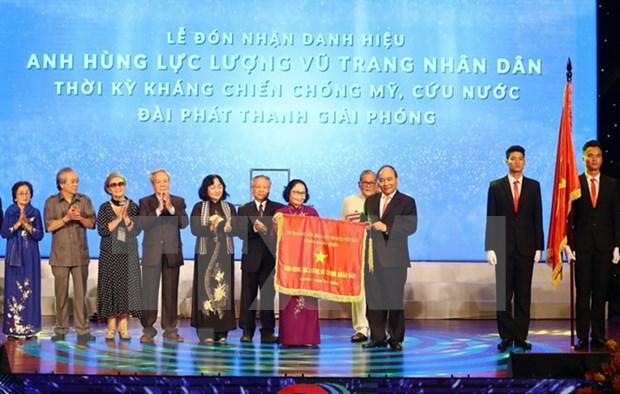Premier de Vietnam confiere distincion a Radio Liberacion en su aniversario hinh anh 1