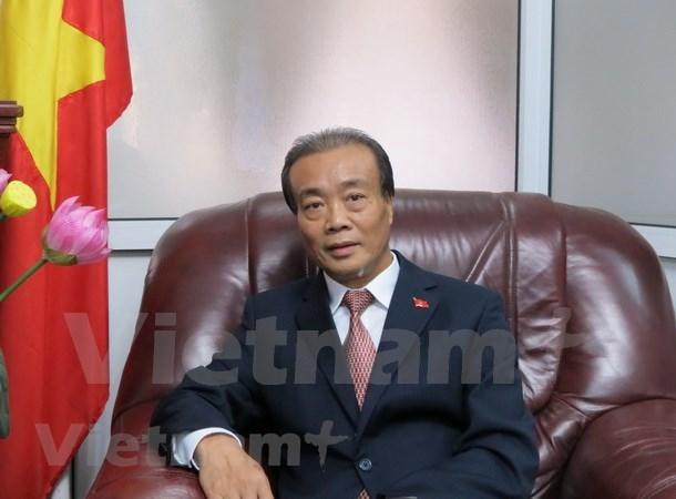 Embajador de Vietnam destaca potencial en cooperacion con Africa Oriental hinh anh 1