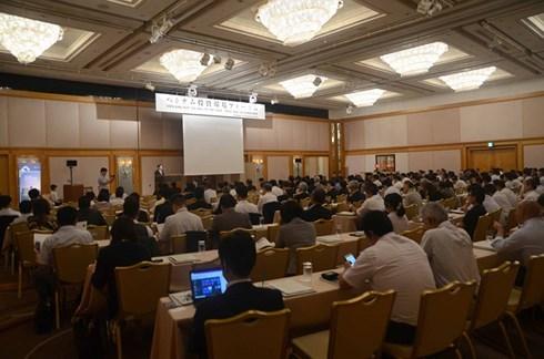 Empresas japonesas estudian oportunidades de inversion en Vietnam hinh anh 1