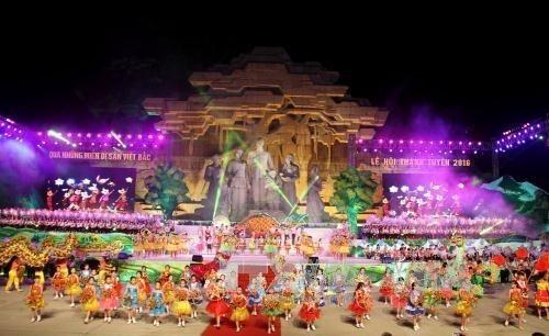 Celebraran primer festival nacional de patrimonio cultural inmaterial de Vietnam hinh anh 1