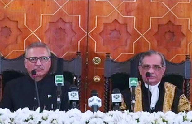 Vietnam felicita a nuevo presidente de Pakistan hinh anh 1