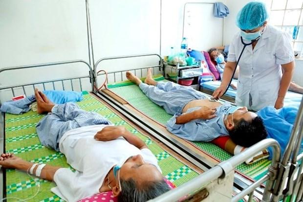 Hanoi ampliara sistema de atencion a pacientes con SIDA y diagnostico temprano hinh anh 1