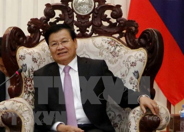 Laos aprecia significado e importancia de Foro Economico Mundial sobre ASEAN hinh anh 1