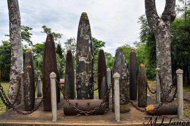 Tuneles de Vinh Moc: vivir, luchar y sonar bajo tierra hinh anh 6