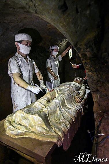 Tuneles de Vinh Moc: vivir, luchar y sonar bajo tierra hinh anh 5