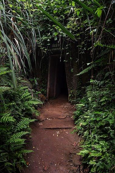 Tuneles de Vinh Moc: vivir, luchar y sonar bajo tierra hinh anh 2