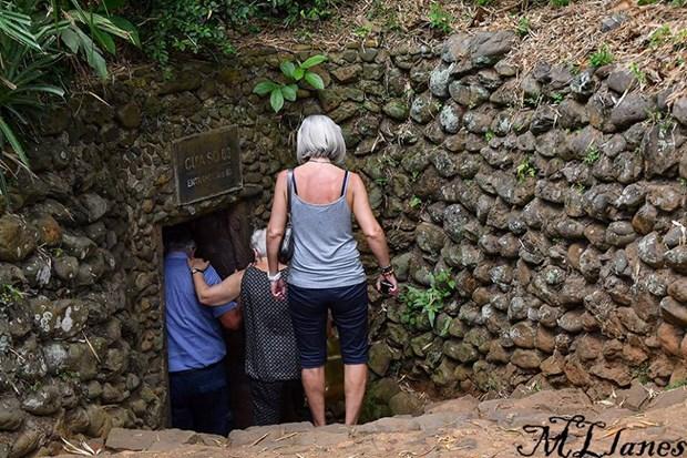 Tuneles de Vinh Moc: vivir, luchar y sonar bajo tierra hinh anh 1