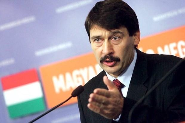 Vietnam es socio mas importante de Hungria en Sudeste de Asia, afirma presidente Janos Ader hinh anh 1