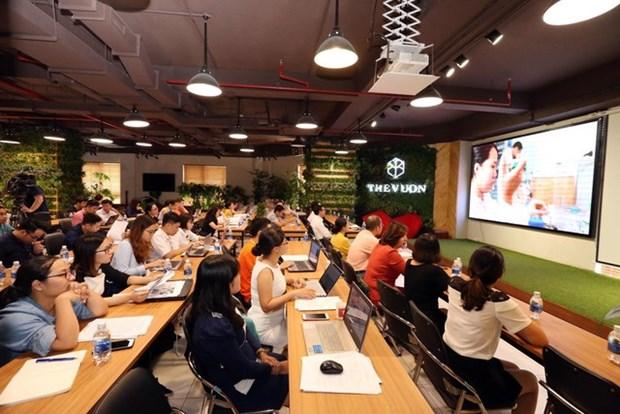 Vietnam busca atraer recursos nacionales y extranjeros para movimiento emprendedor hinh anh 1