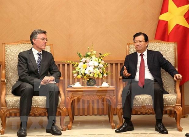 Vietnam es miembro confiable del Banco Asiatico de Inversion en Infraestructura hinh anh 1