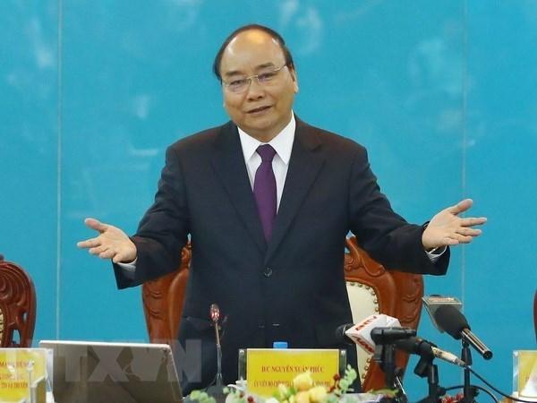 Premier vietnamita resalta la construccion de Comunidad ASEAN en contexto de Revolucion Industrial 4.0 hinh anh 1