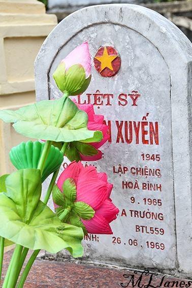 Historia de Quang Tri contada por sus cementerios hinh anh 4
