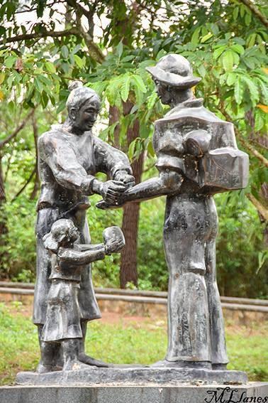 Historia de Quang Tri contada por sus cementerios hinh anh 9