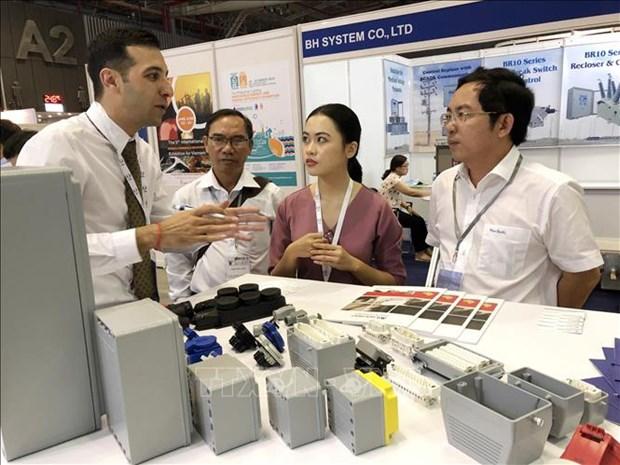 Inauguran exposiciones sobre industria energica en Ciudad Ho Chi Minh hinh anh 1