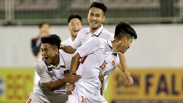 Seleccion vietnamita sub19 enfrentara a Uruguay en Copa cuatro naciones en Qatar hinh anh 1