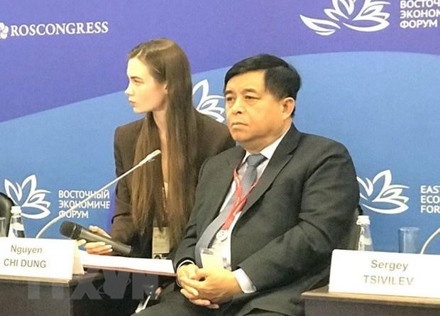 Vietnam participa de forma activa en Foro Economico Oriental hinh anh 1