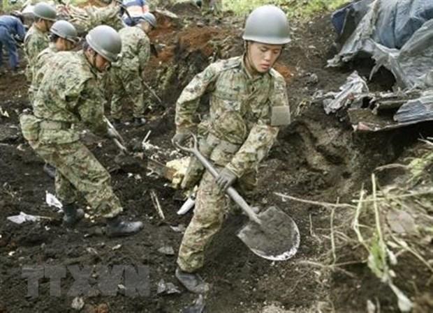 Premier vietnamita envia condolencias a Japon por terremoto devastador hinh anh 1