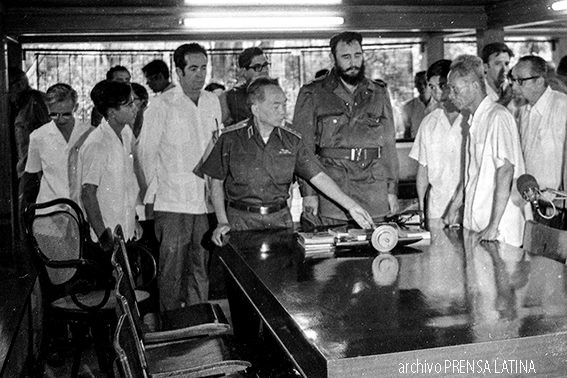 Fidel y Ho Chi Minh, un encuentro que ni la muerte pudo impedir hinh anh 1