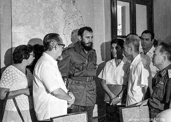 Fidel y Ho Chi Minh, un encuentro que ni la muerte pudo impedir hinh anh 5