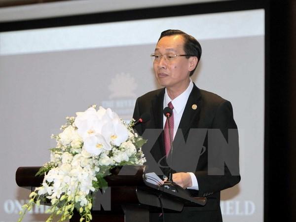 Ciudad Ho Chi Minh y Banco AIIB cooperan en desarrollo de infraestructura hinh anh 1
