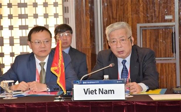 """Viceministro vietnamita aplaude politica """"Hacia el Sur"""" de Sudcorea hinh anh 1"""