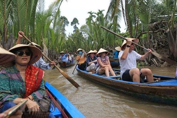 Vietnam promueve desarrollo del turismo con aplicacion tecnologica hinh anh 1