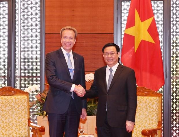 FEM apoya a Vietnam en desarrollo de economia digital hinh anh 1
