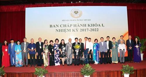 Presentan la Asociacion de Cultura culinaria de Vietnam en Ciudad Ho Chi Minh hinh anh 1