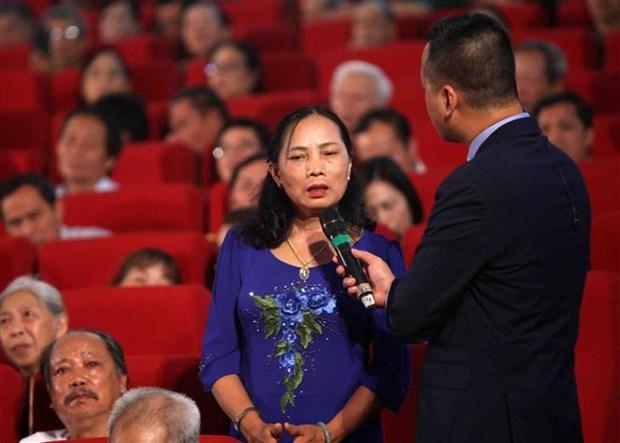 Conmemoran en Vietnam visita historica de Fidel a la zona liberada de Vietnam del Sur hinh anh 4