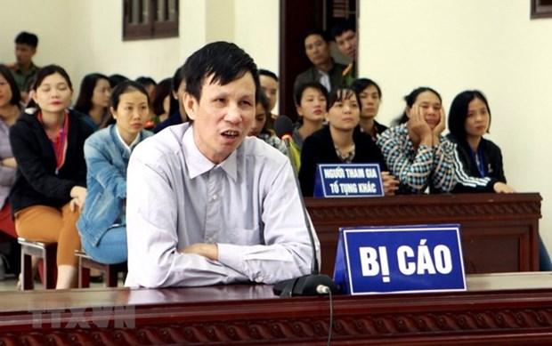 Condenan a 13 anos de prision a un individuo con intencion de subvertir administracion popular hinh anh 1
