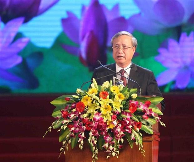 Conmemoran en Vietnam visita historica de Fidel a la zona liberada de Vietnam del Sur hinh anh 1