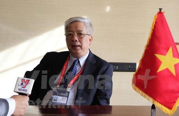 Confianza Vietnam-Corea del Sur se fomenta sobre cooperacion en defensa, afirma viceministro hinh anh 1