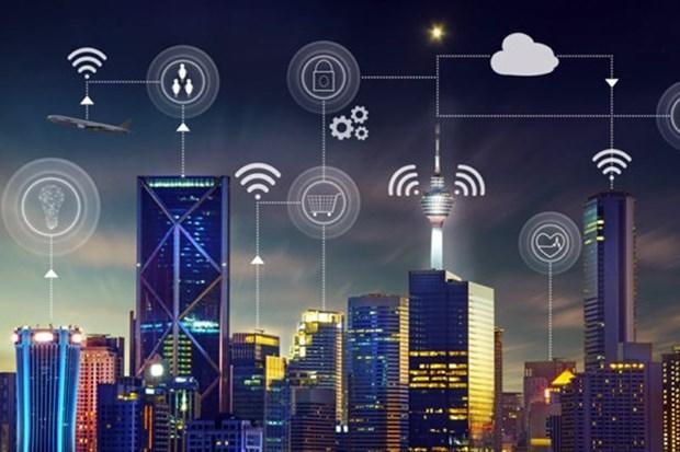 Acogera Hanoi Cumbre de Ciudades Inteligentes 2018 hinh anh 1