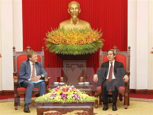 Vietnam y Rusia apuntan llevar el comercio bilateral a 10 mil millones de dolares en 2020 hinh anh 1