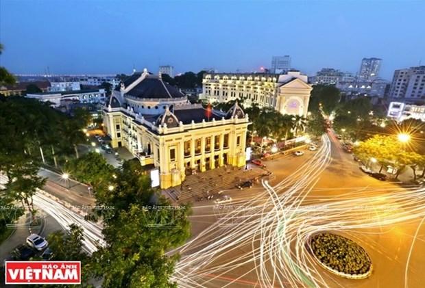 A votar por Hanoi como uno de los mejores destinos del mundo en 2018 hinh anh 1