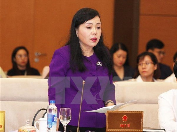 Parlamento de Vietnam estudia proyecto de Ley de lucha contra efectos de bebidas alcoholicas hinh anh 1