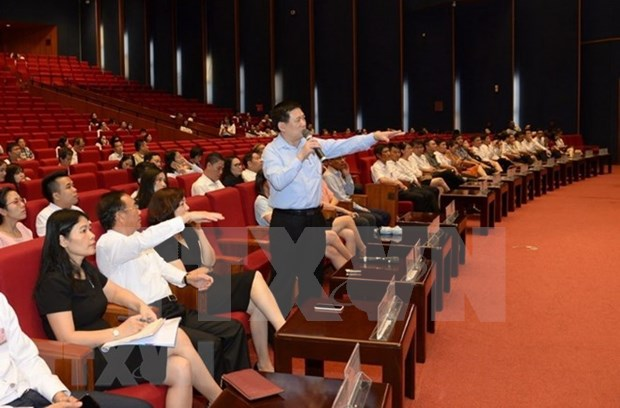 ASOSAI 14: Ultiman las labores preparatorias de su XIV Asamblea en Vietnam hinh anh 1