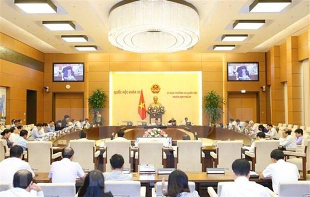 Comite Permanente del Parlamento vietnamita analiza logros y desafios en reduccion de pobreza hinh anh 1