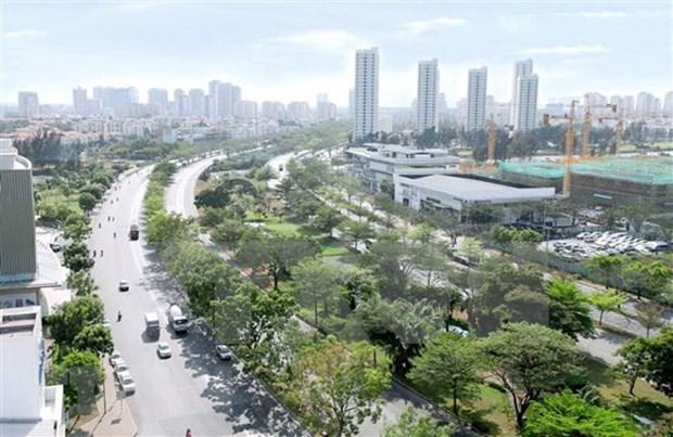 Ciudad Ho Chi Minh llama a inversiones en proyectos de urbe inteligente hinh anh 1