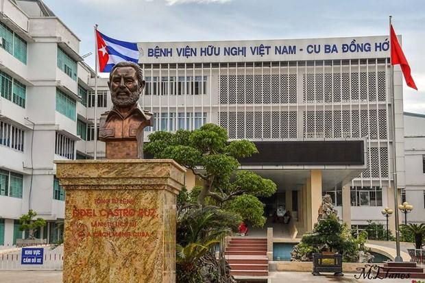 Dong Hoi, Vietnam: Un hospital de guerra, de paz y amistad hinh anh 1